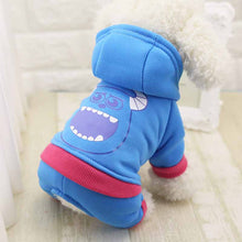 Dog/Cat Jacket - Printed Cartoon for small dogs - Really Cute - Hot Seller