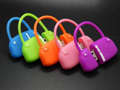 Mini cute colourful handbag stick - USB 2.0  USB flash  1GB-64GB S165 - Novelty Fun Item for Ladies - Great Gifts - My VIP Super Store