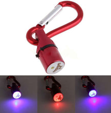 Dog/Cat Clip for Lead/Harness - Flashing Safety LED - Various Colors - Free Shipping