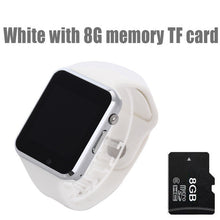 T50 Unisex Bluetooth Smart Watch  - Memory Card - Pedometer - SIM - Camera Smartwatch For  Android Smartphone Facebook Twitter - My VIP Super Store
