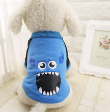 Dog Jacket - Cutest Cartoons - Warm Snuggly Winter Clothing - All sizes, small to xxlarge