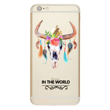 Ultra Thin Soft Silicon Fashion Transparent Back Cover for iPhone 5 5S SE 6 6S 7 7 Plus - many designs - My VIP Super Store