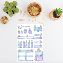 FUN07- Llama Functional Planner Stickers