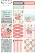 WK46 - Never Lose Your Sense Of Wonder Weekly Planner Sticker Kit