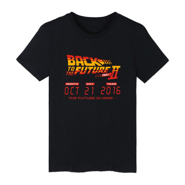 Back To The Future II I Was There T-Shirt