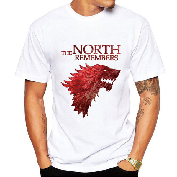 GOT The North Remembers T-Shirt