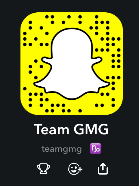 GMG Snap Chat Takeover