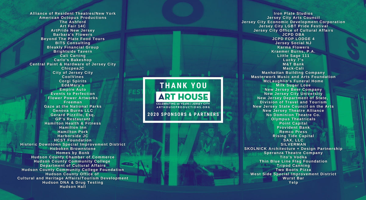 Thank You for Supporting Art House in 2020