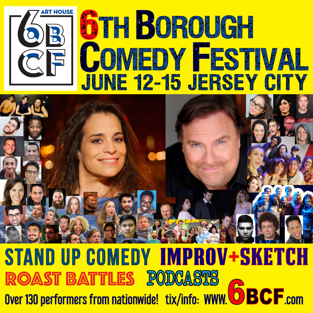 The Laughter Continues in Jersey City with the 2nd Annual 6BCF!