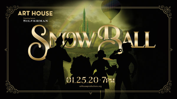 Art House Productions Hosts 14th Annual Snow Ball Gala