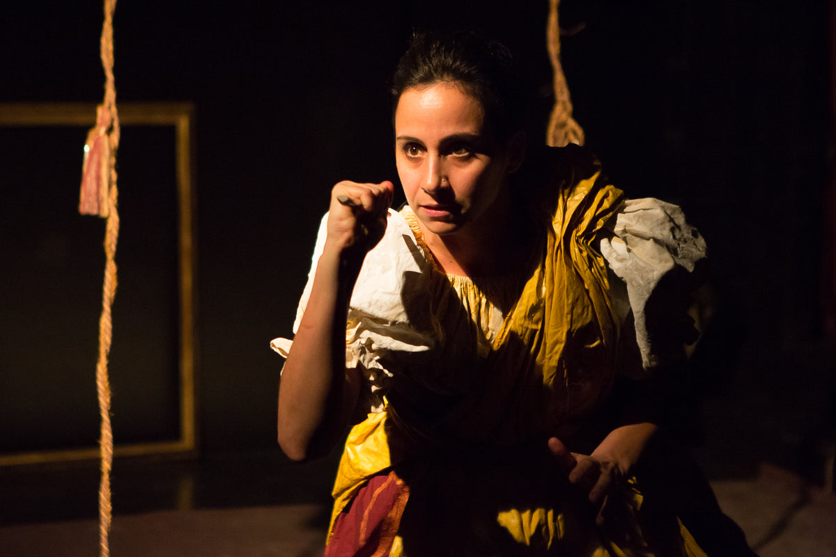 "The Anthropologists Present ""Artemisia's Intent"" In Jersey City"