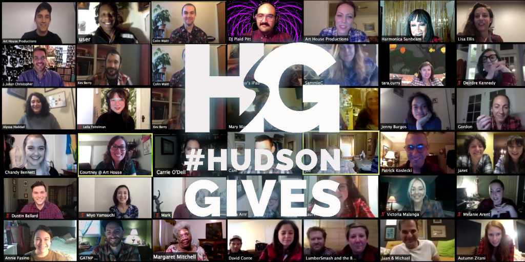 Support Art House during #HudsonGives on May 14