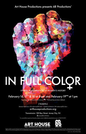 Art House Productions and 68 Productions present IN FULL COLOR