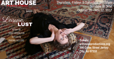 Art House Productions inaugurates new space with artfully nuanced 'Leisure, Lust'