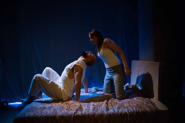 'Not Medea' brings volatility, excitement to Jersey City: review NJ.com