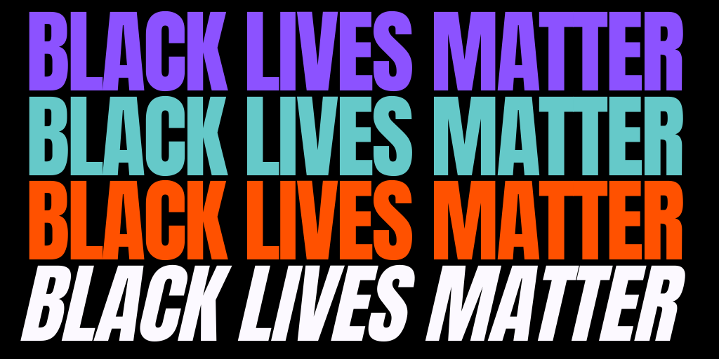 Art House Productions supports Black Lives Matter