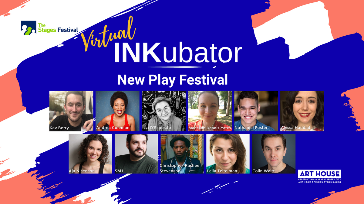 Virtual INKubator New Play Festival Kicks Off Tonight