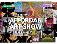 The Affordable Art Show - Dec. 6 - Jan. 4