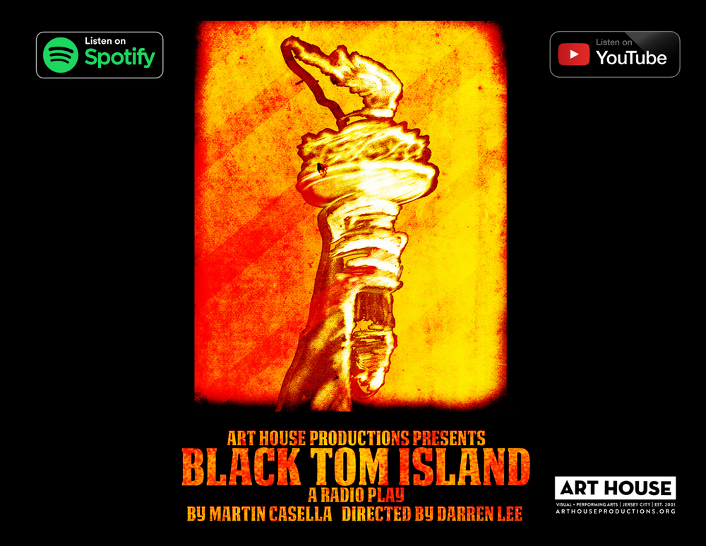 Black Tom Island - A Radio Play