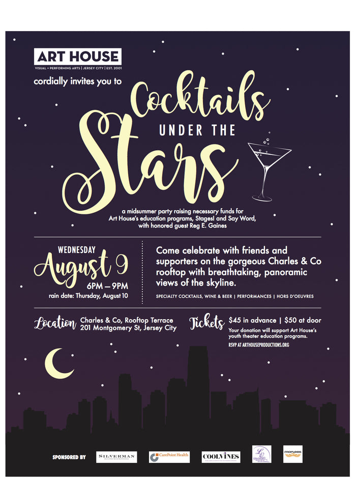 Cocktails Under the Stars