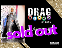 SOLD OUT - Virtual Drag Bingo with Harmonica Sunbeam - March 20 - August 21, 2020