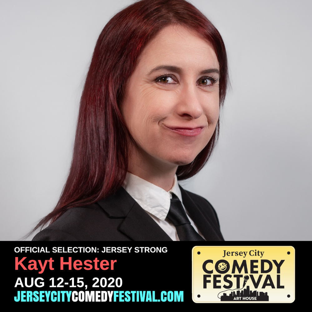 Virtual Jersey City Comedy Festival - August 14, 2020