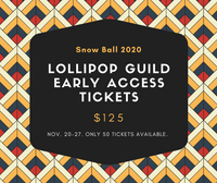 Snow Ball Gala - Jan. 25, 2020