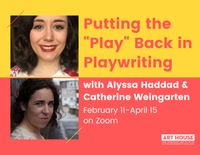 "Putting The ""Play"" Back In Playwriting"