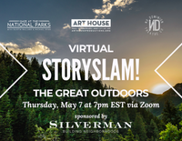 Virtual Story Slam - Thursday, May 7 at 7:00pm EST