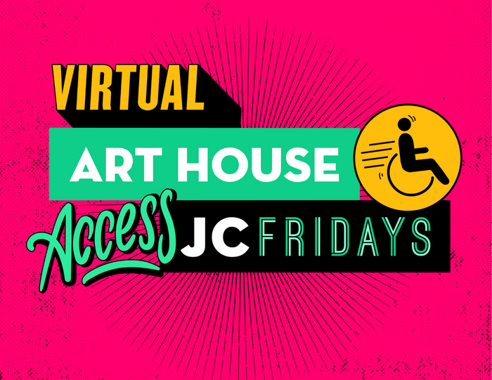 Virtual Access JC Fridays - Friday, June 5 at 7:00pm EST