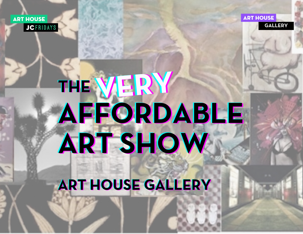 The Very Affordable Art Show - December