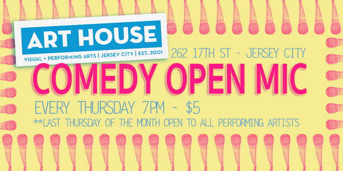 Comedy Open Mics