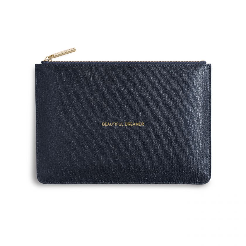PERFECT POUCH | BEAUTIFUL DREAMER | SHINY BLUE Katie Loxton | Purse | Handbag - http://www.shopabigails.com