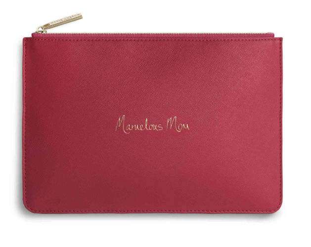 PERFECT POUCH | MARVELOUS MOM | FUCHSIA | Katie Loxton - http://www.shopabigails.com