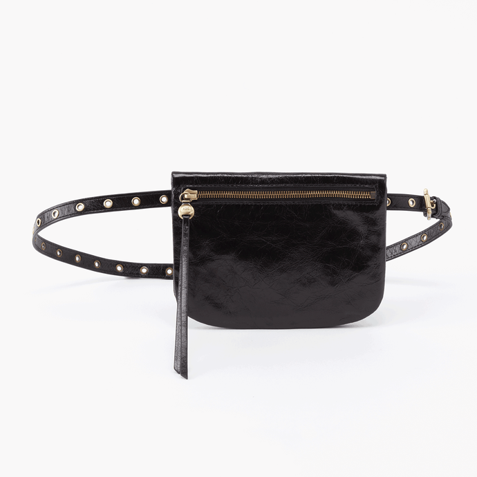 Hobo Saunter Belt Bag in Black - http://www.shopabigails.com