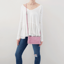 Hobo Cadence Convertible Crossbody in Lilac - http://www.shopabigails.com