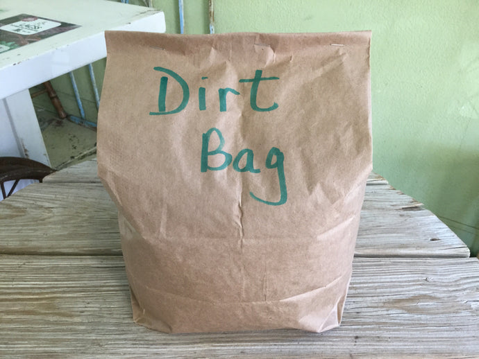 Dirt Bag optimal porosity mix