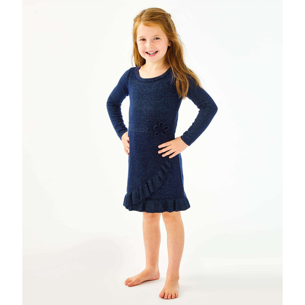Lilly Pulitzer Stefani Sweater Dress True Navy