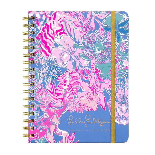Lilly Pulitzer 17 Month Monthly Planner Viva La Lilly
