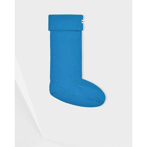 Hunter Original Tall Boot Sock Ocean Blue