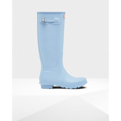 Hunter Women's Original Tall Pale Blue