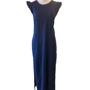 Sailor Sailor Jojo Maxi Dress Solid Navy