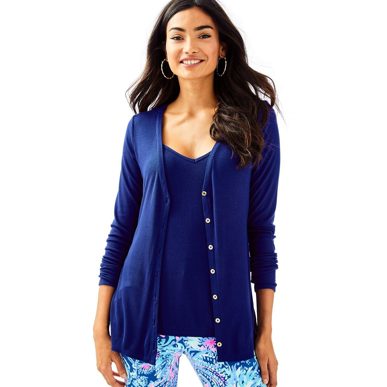 Lilly Pulitzer Lorne Set High Tide Navy