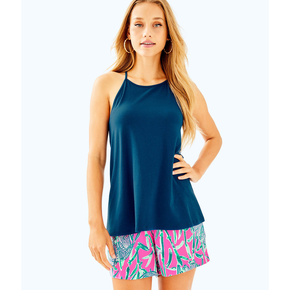 Load image into Gallery viewer, Lilly Pulitzer Ridge Top Inky Navy
