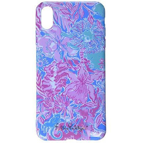 Lilly Pulitzer iPhone Case XS MAX Viva La Lilly