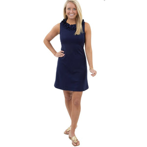 Sailor Sailor Cricket Sleeveless Dress Navy
