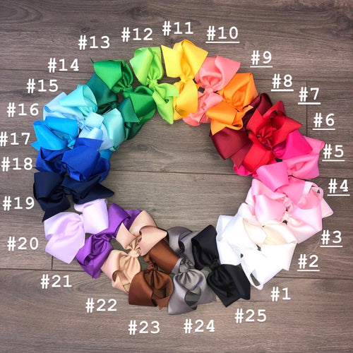 Kids Hair Bows