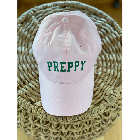 Pink Colony Exclusive Custom Preppy Hat Blossom Pink