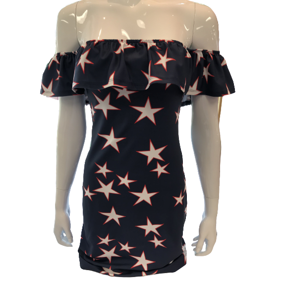 Load image into Gallery viewer, Sailor Sailor Shoreline Dress All Star