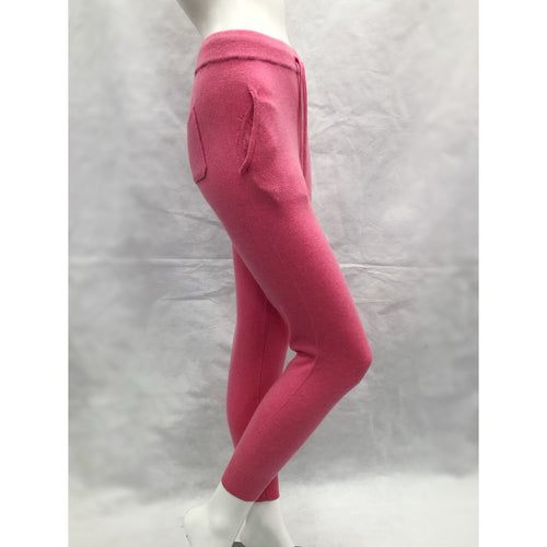 Brodie Cashmere Ankle Jogger Pink